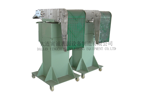 Magnetic sorting machine model: CFX300/400/500